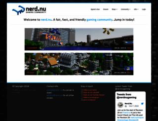 nerd.nu screenshot