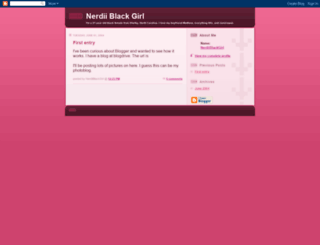 nerdii.blogspot.no screenshot