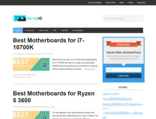nerdshd.com screenshot