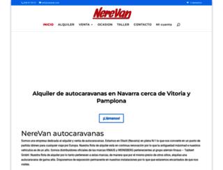 nerevan.com screenshot