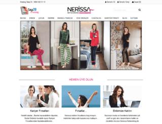 nerissanetworking.com screenshot
