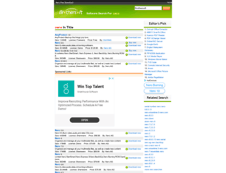 nero.brothersoft.com screenshot
