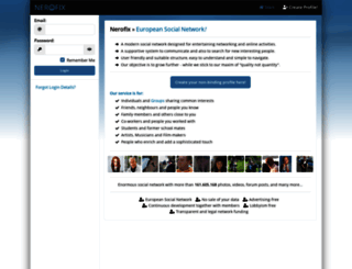 nerofix.com screenshot