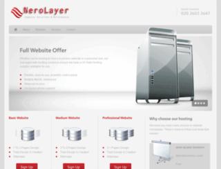 nerolayer.com screenshot