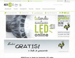nersolar.es screenshot