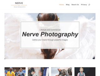 nerve.org.za screenshot