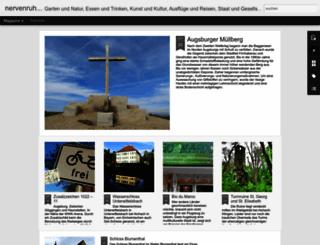 nervenruh.blogspot.com screenshot