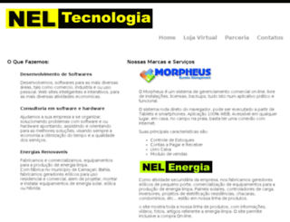 neryval.com screenshot