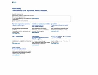 nescafe-dolcegusto.com.br screenshot