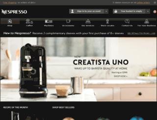 nespresso-whatelse.com screenshot