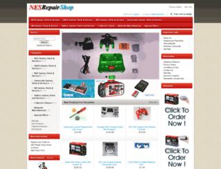 nesrepairshop.com screenshot