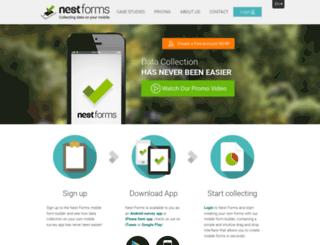 nestforms.com screenshot