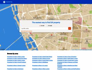 nestoria.co.uk screenshot