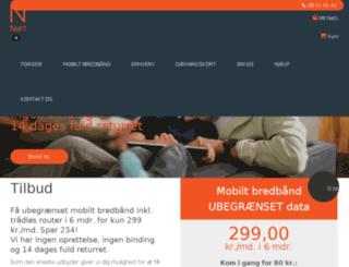 net-1.dk screenshot