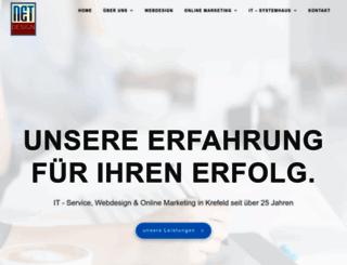 net-design.com screenshot