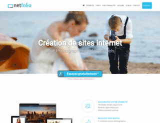 net-folio.net screenshot