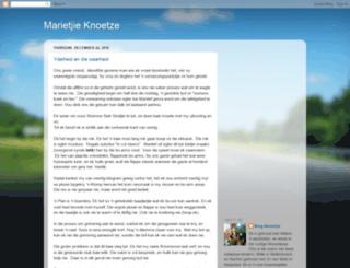 net-marietjie.blogspot.com screenshot