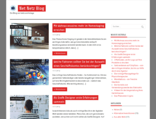 net-netz-blog.de screenshot