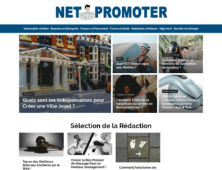 net-promoter.com screenshot