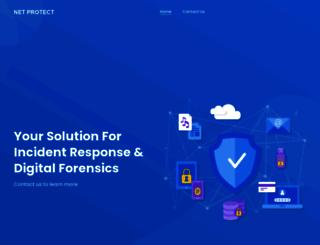 net-protect.io screenshot