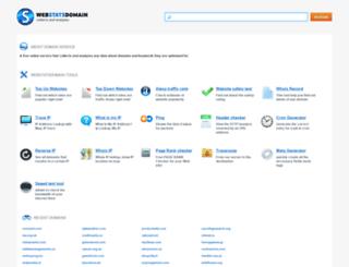 net.webstatsdomain.org screenshot