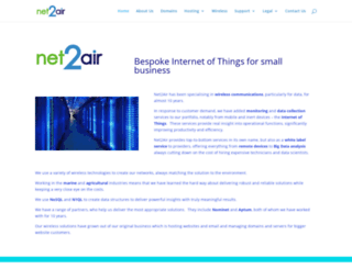 net2air.co screenshot