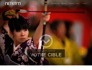 net6tm.fr screenshot