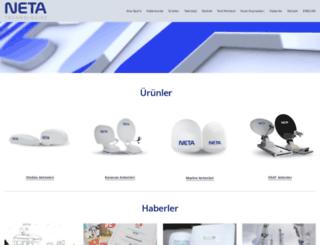 neta.com.tr screenshot
