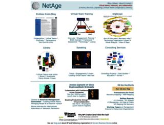 netage.com screenshot