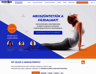 netambulancia.hu screenshot