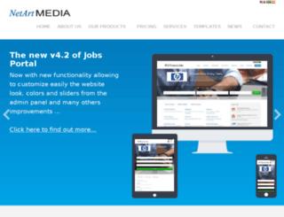 netartm.com screenshot