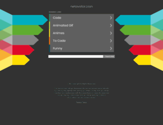 netavatar.co.in screenshot