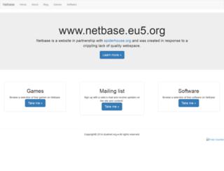 netbase.eu5.org screenshot