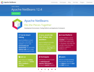 netbeans.org screenshot
