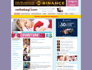 netbebegi.com screenshot