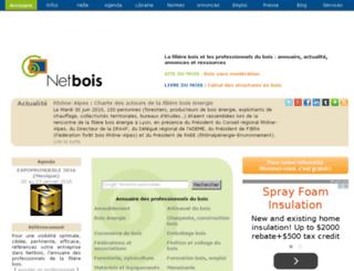 netbois.net screenshot
