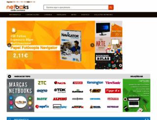 netbooks.pt screenshot