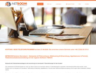 netboom.net screenshot