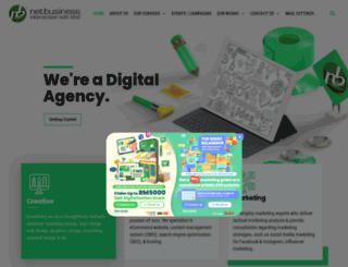 netbusiness.com.my screenshot