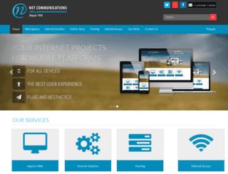netc.net screenshot