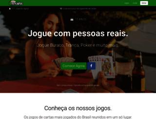 netcartas.com.br screenshot