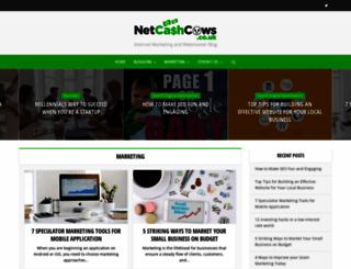 netcashcows.co.uk screenshot