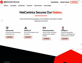 netcentrics.com screenshot