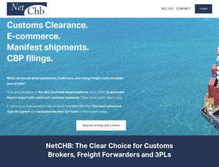 netchb.com screenshot