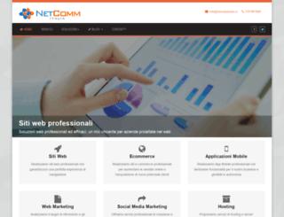 netcommitalia.it screenshot
