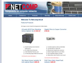netcomp.ltd.uk screenshot