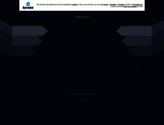 netcq.net screenshot