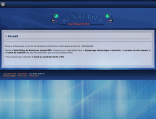 netcreaweb.com screenshot