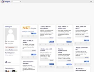 netdergim.blogcu.com screenshot