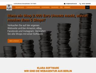 netdirk.de screenshot